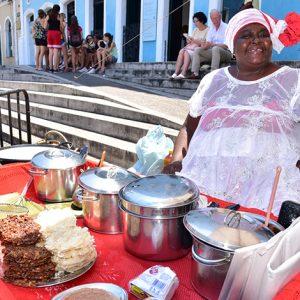 Profissão de baiana do acarajé é reconhecida oficialmente