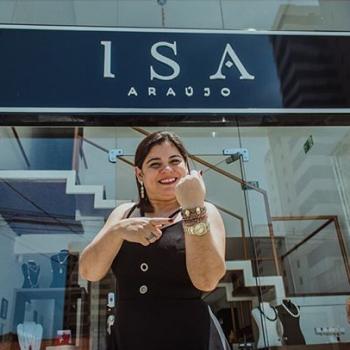 Já conhece a Isa Araújo?