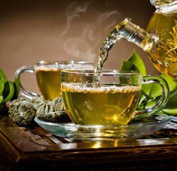Chás e infusões em sachês